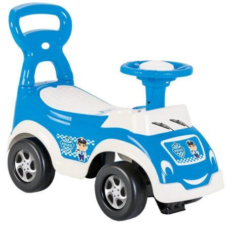 Guralica auto policija