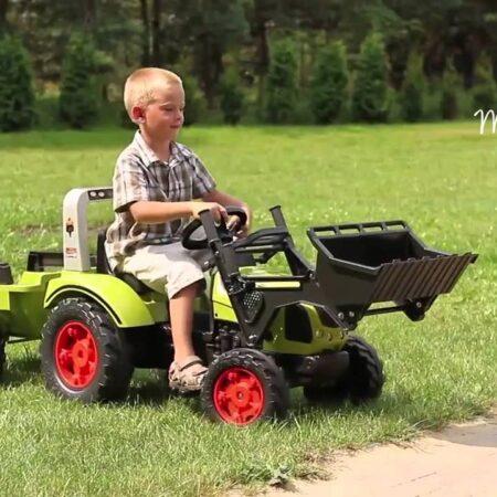 Traktor na pedale 1040am