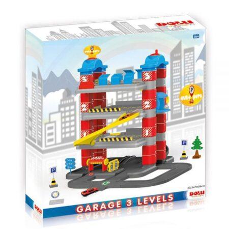 Auto garaža 3 nivoa