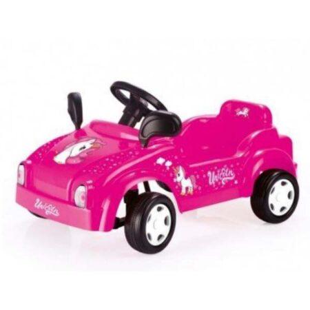 Auto na pedale Smart za devojčice