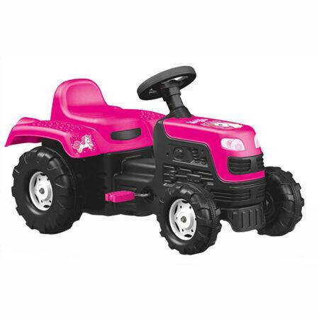 Traktor na pedale unicorn