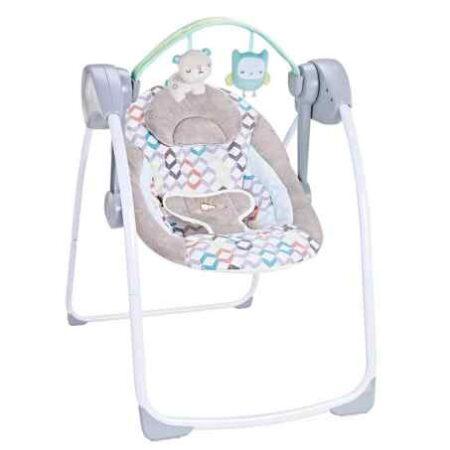 Električna ljuljaška za bebe Chipolino Felicity