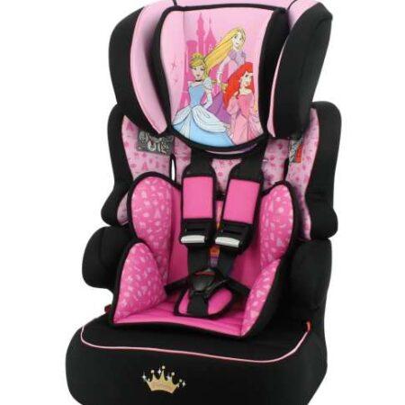 Autosedište 2u1 Beline Luxe Princess