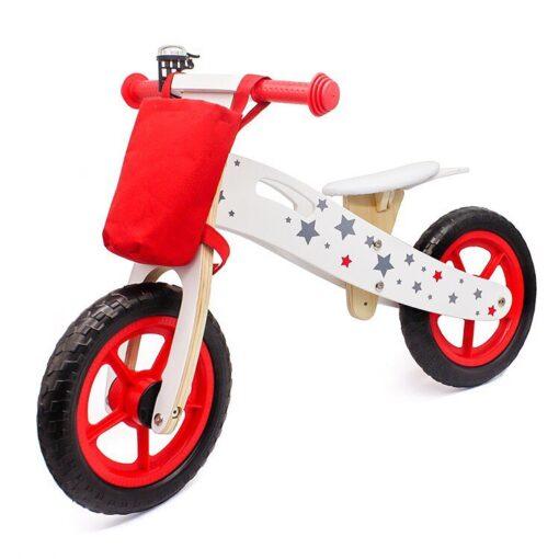 Drveni balance bike