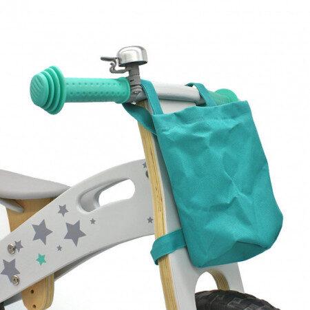 Drveni balance bicikl