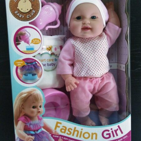 Lutka beba Fashion girl