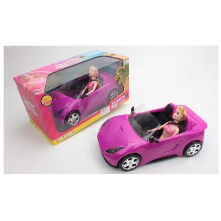 Lutka u autu