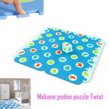 Slagalica podna puzzla Twist