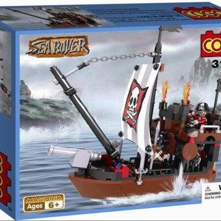 Kocke Gusarski brod