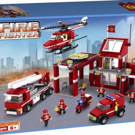Kocke Velika vatrogasna stanica