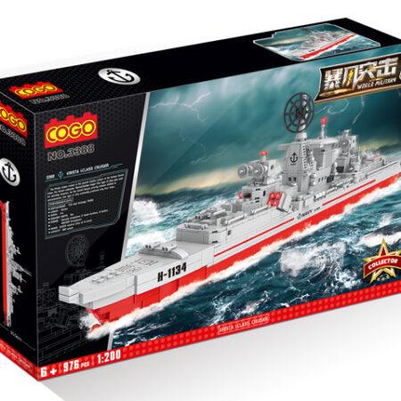Kocke Veliki mornarički brod