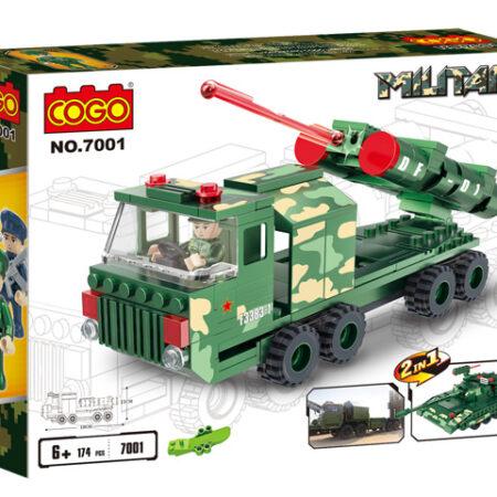 Kocke Vojni kamion