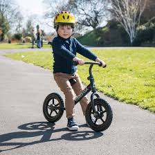 Balans bicikl 750 crni