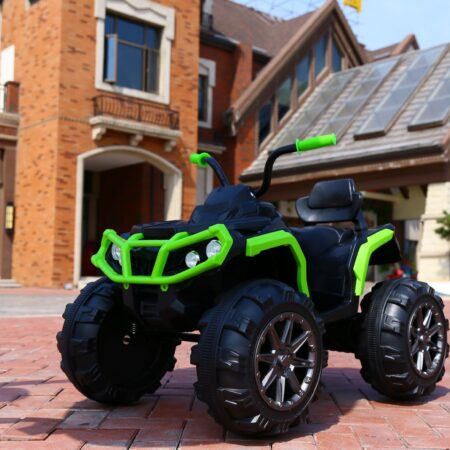 Automobil na akumulator BAGI