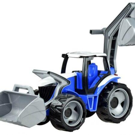 Traktor sa dve kašike