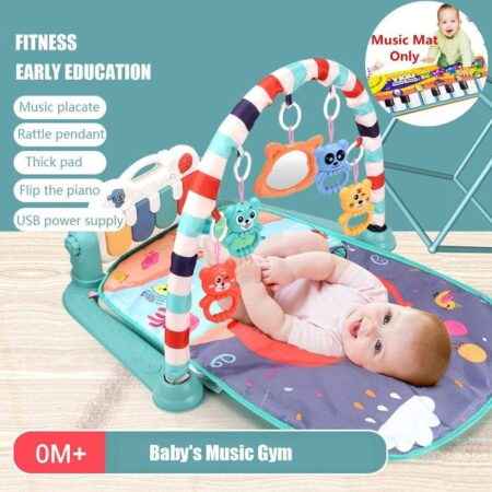 Podloga za bebe 3u1