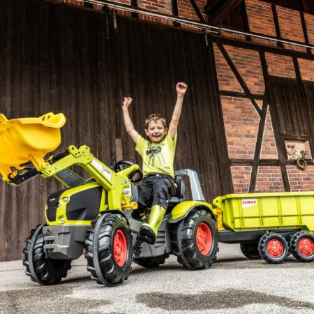 Traktor X-Trac Premium Claas