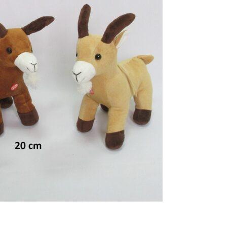 Pliš koza 20 cm
