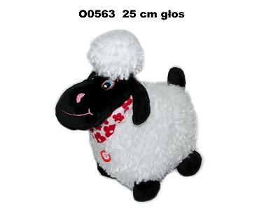 Plišana ovca 25 cm