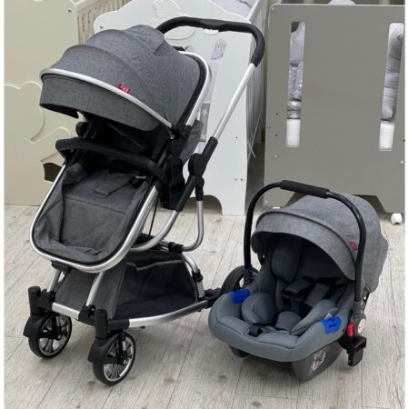 Kolica za bebe 3u1 Tiffany